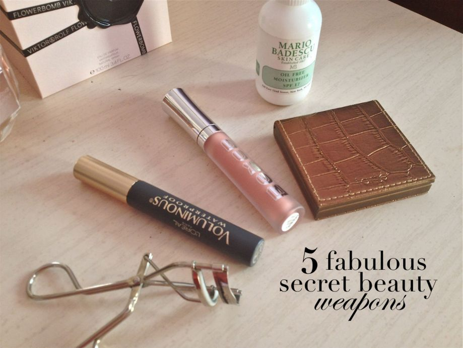 5 fabulous beauty essentials