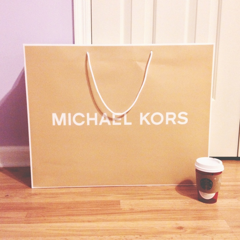 michael kors massive shoppingn bag
