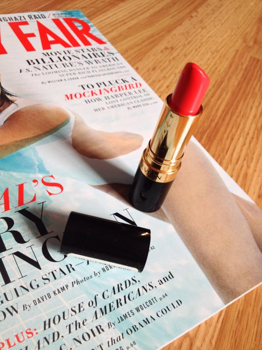 revlon fire & ice lipstick 2