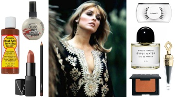sharon tate beauty inspiration