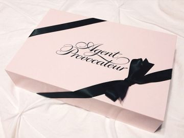 agent provocateur pink box