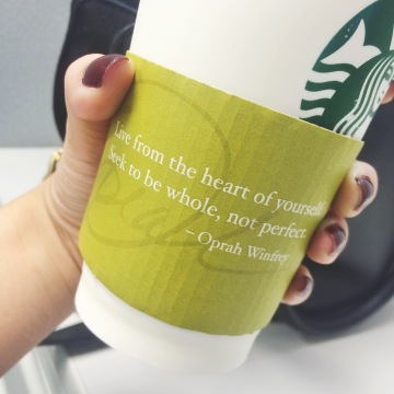 starbucks oprah chai tea latte quote