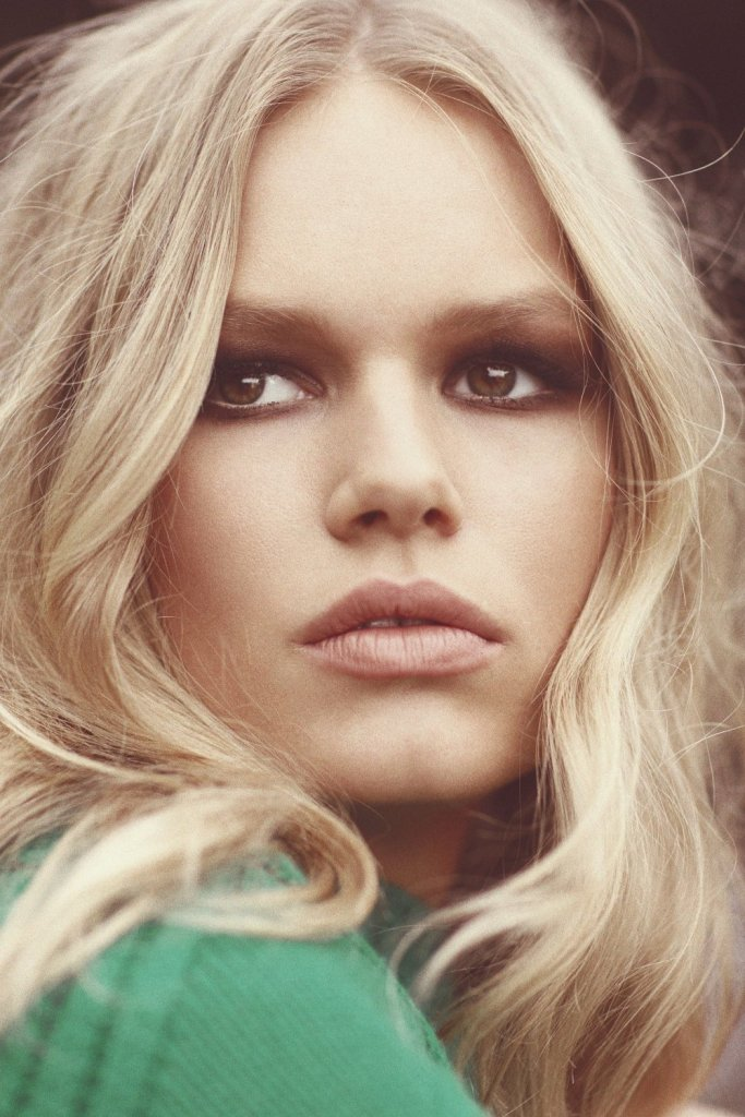 Anna Ewers by Norma Jean Roy for Harper's Bazaar US May 2015 7